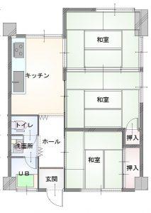 Core Lieb Saijo ●01号室